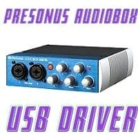 AudioBox USB Driver